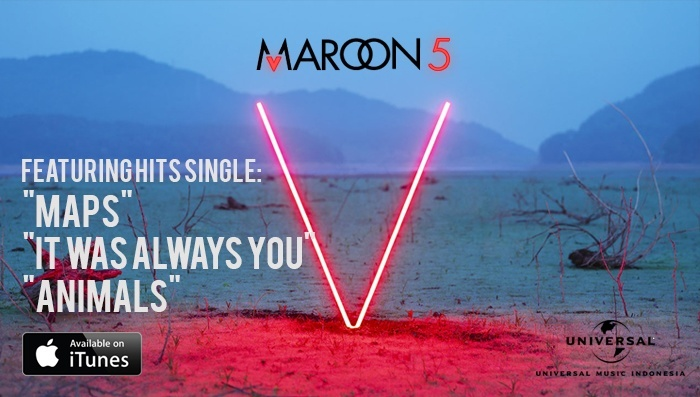 October Artist of The Month: Maroon 5