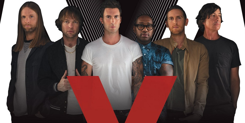 Album of the Month: Maroon 5 – V