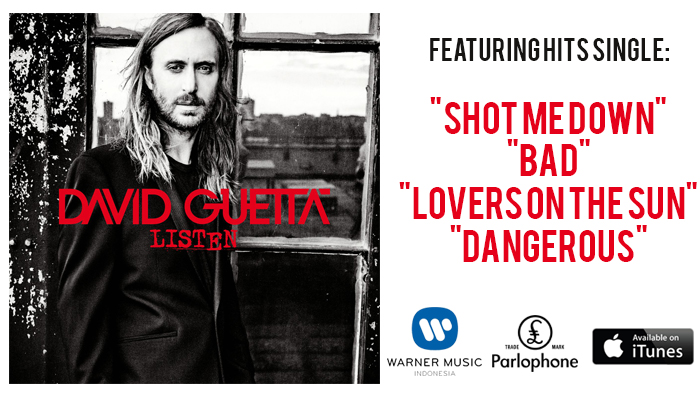 January Artist of the Month: David Guetta
