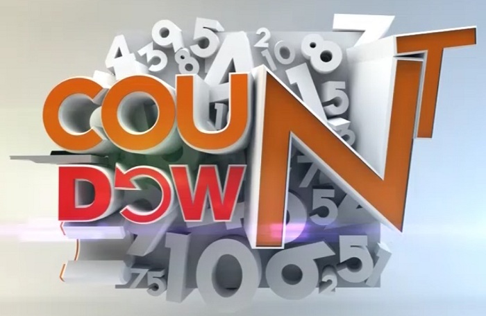 Countdown Banten TV Top 10 Chart – 09 May