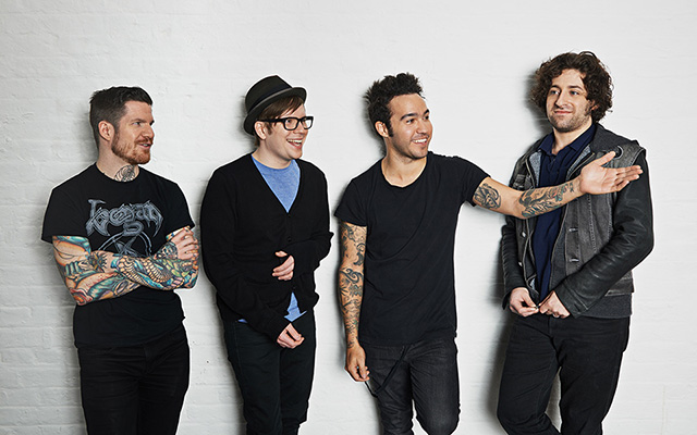 Fall Out Boy Merilis Video Musik Baru 'Uma Thurman'