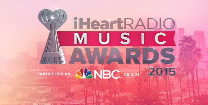 2015 iHeartRadio Music Award Nominees