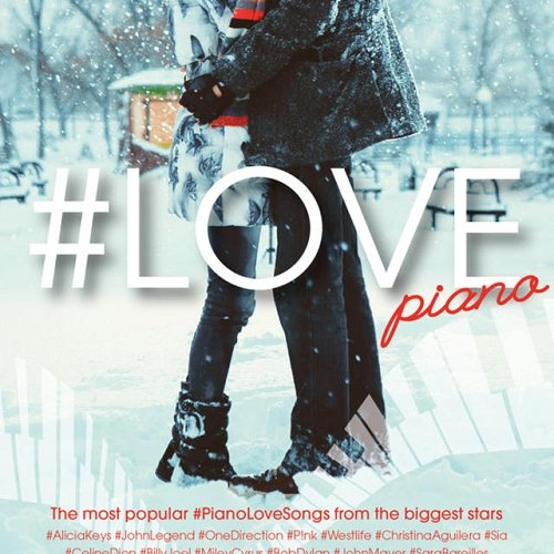 Album of the Day: Various Artists – #LOVE Piano