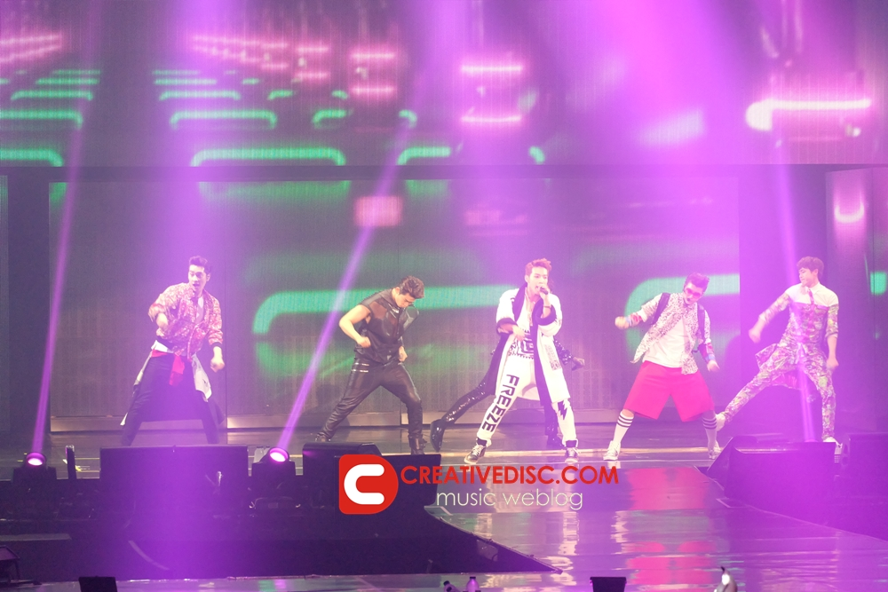 Go Crazy With 2PM World Tour Live in Jakarta