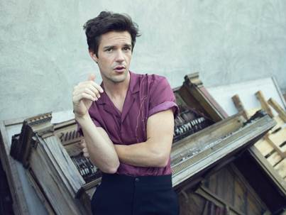 Brandon Flowers Rilis Album Baru, 'The Desired Effect'