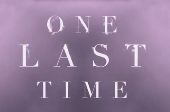 Single of the Day: Ariana Grande – One Last Time