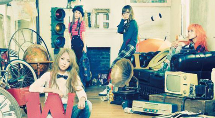 Album of the Day: Scandal – Hello World