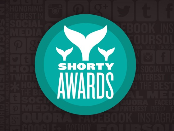 The 7th Annual Shorty Awards Nominations List