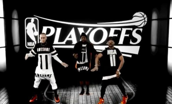The Black Eyed Peas & ESPN Berkolaborasi Di Single 'Awesome' Untuk 2015 NBA Playoffs