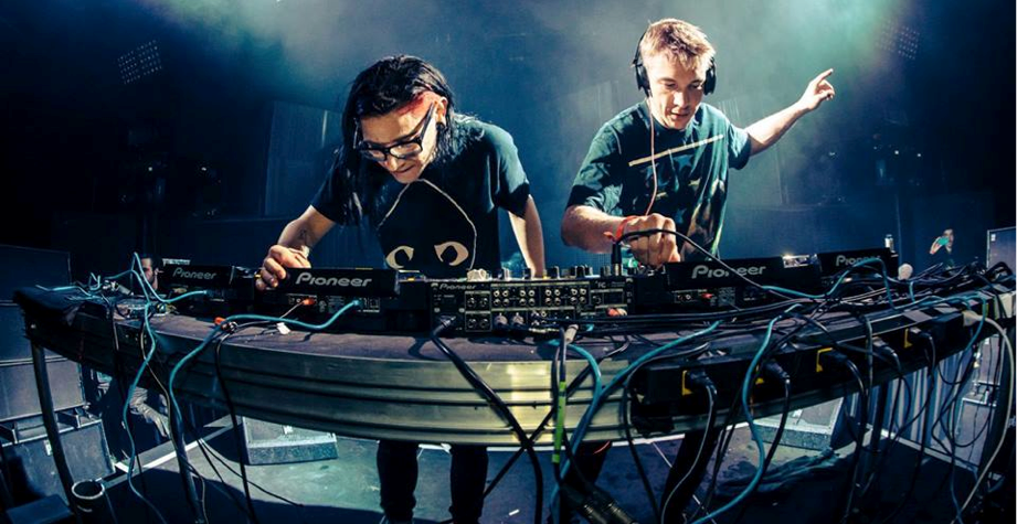 Album of the Day:  Jack Ü – Skrillex and Diplo Present Jack Ü