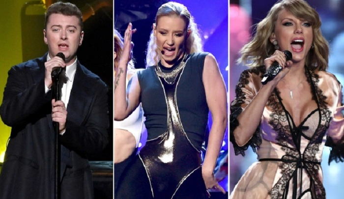 2015 Billboard Music Awards Nominations List