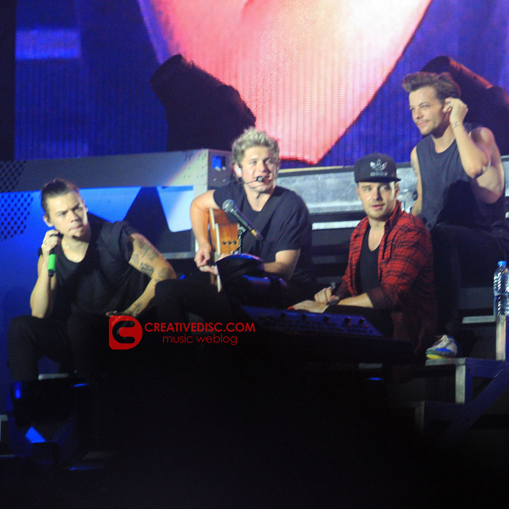 "Photo Gallery: One Direction ""On The Road Tour Again"" Live In Jakarta"