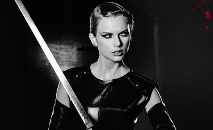 Premiere Video 'Bad Blood' Taylor Swift