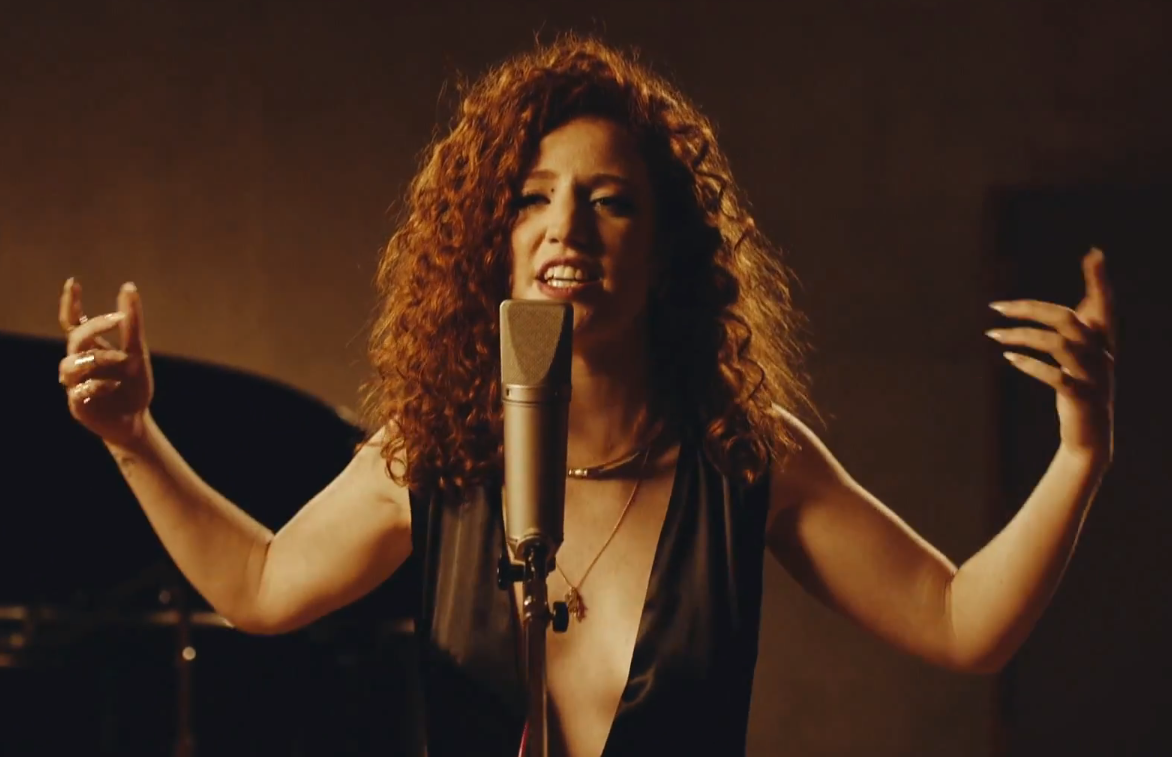 "Cover & Tracklist Album Jess Glynne, ""I Cry When I Laugh"""
