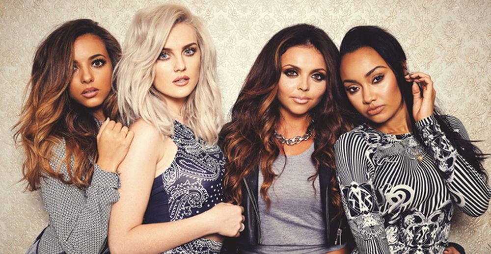"Little Mix Luncurkan Parfum ""Gold Magic"""