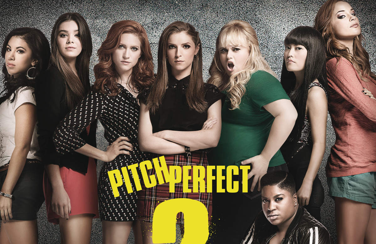 "Tracklist Album Soundtrack ""Pitch Perfect 2"""