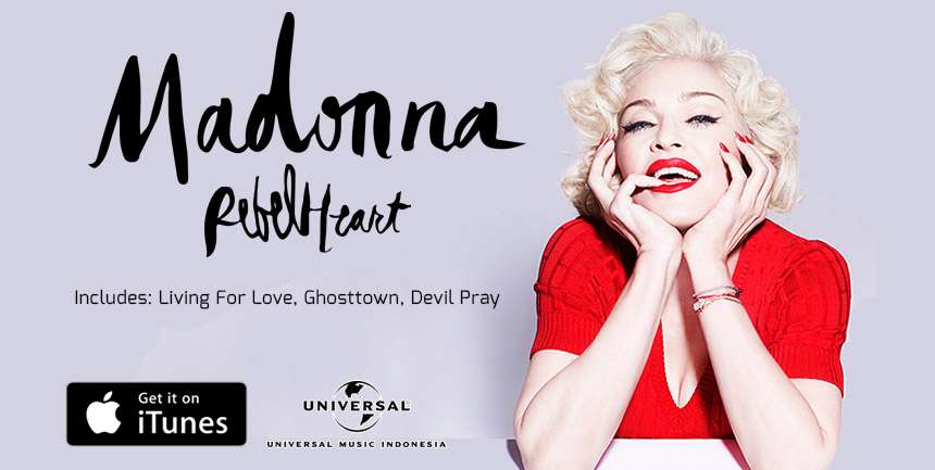 May Artist of the Month: Madonna