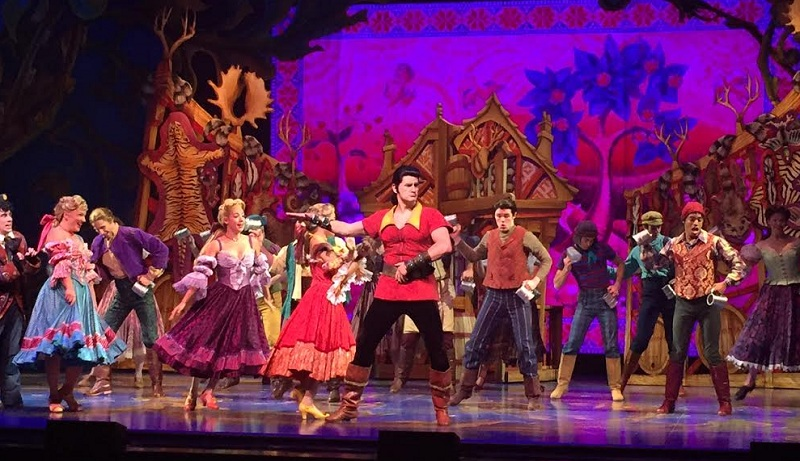 Be Our Guest to Beauty and The Beast  – The Original Broadway in Jakarta