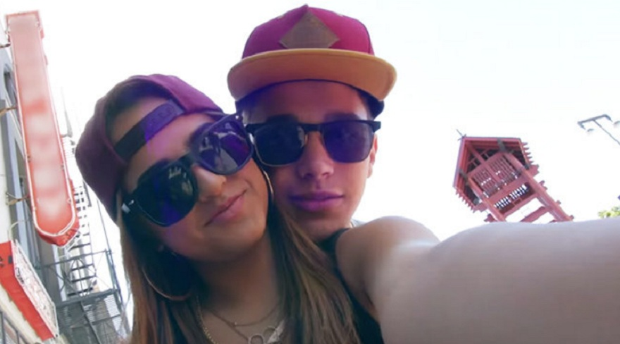 "Becky G Rilis Video ""Lovin' So Hard"" Bersama Pacarnya, Austin Mahone"