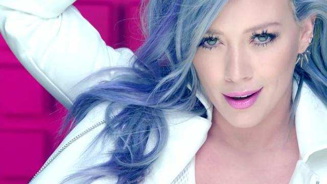 "Cover Album Hilary Duff, ""Breathe In. Breathe Out."" & Premiere Video 'Sparks'"