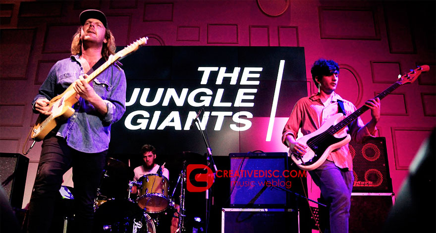 G'Day Mate bersama The Jungle Giants, Neonomora dan Elephant Kind