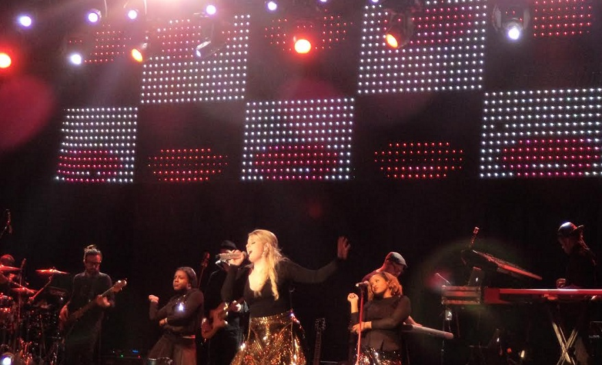 "GRL and Meghan Trainor ""That Bass Tour"" Live in Sydney"