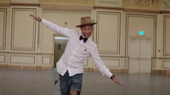 Pharrell Williams Merilis Single 'Freedom' Secara Ekslusif Di Apple Music