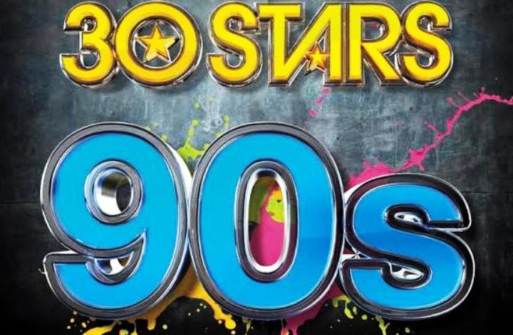Album of the Day: Various Artists – 30 Stars 90's
