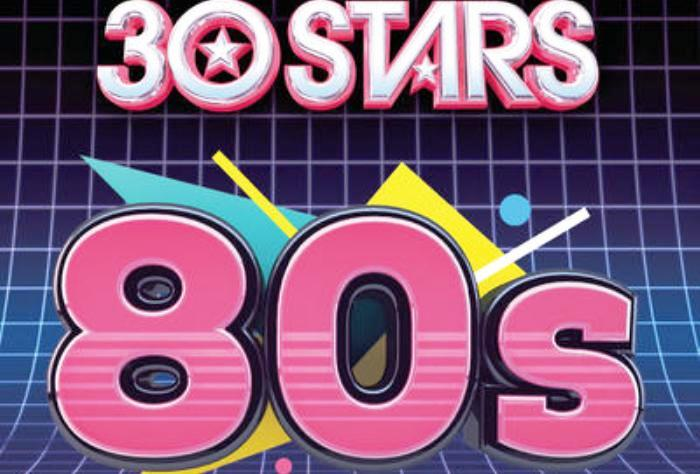 Album of the Day: Various Artists – 30 Stars 80's