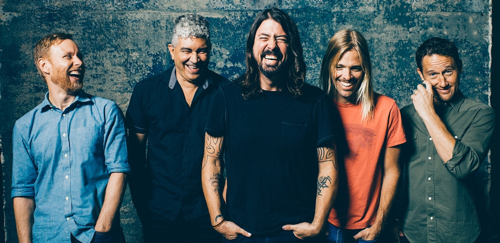 Album of The Day: Foo Fighters – Concrete and Gold