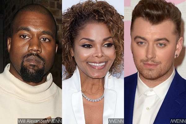 Kanye West, Janet Jackson, Sam Smith Adalah Lined Up Untuk iHeartRadio Music Festival