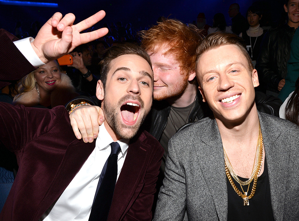 Macklemore & Ryan Lewis Bersama Ed Sheeran Merilis Gratis Single 'Growing Up (Sloane's Song)'