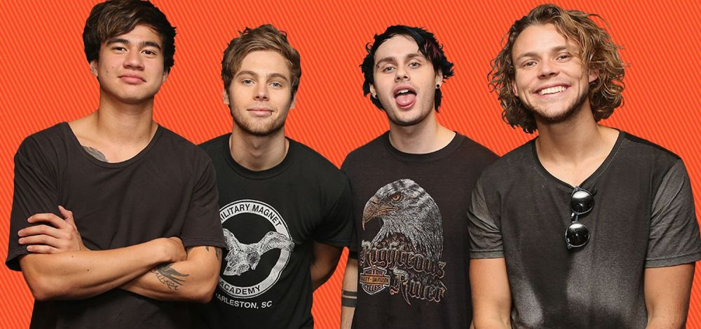 5SOS, Simple Plan, Good Charlotte dan All Time Low Berkolaborasi dalam Single Natal