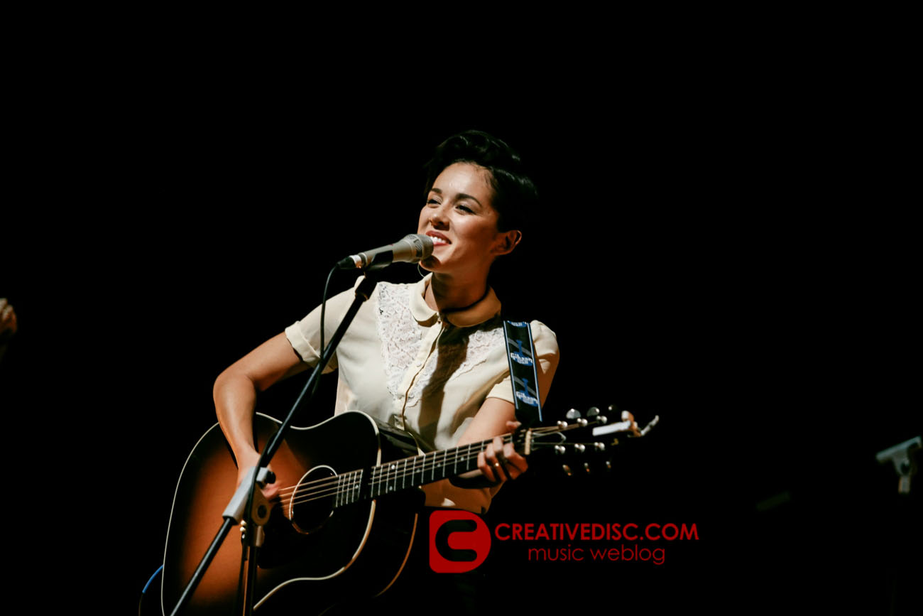 Photo Gallery: Kina Grannis Elements Tour Live In Jakarta