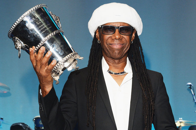 Nile Rodgers Digelari Sebagai BMI Icon Di R&B/Hip-Hop Awards 2015