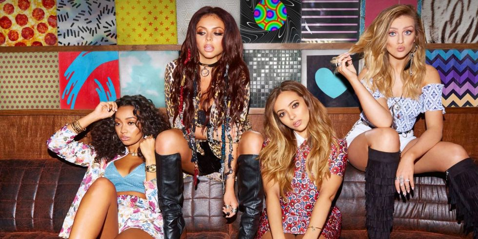 Album of the Day: Little Mix – Get Weird [Deluxe Edition]