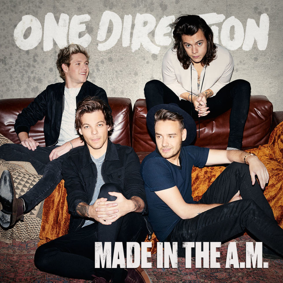 Pre Order CD One Direction – Made in the A.M.