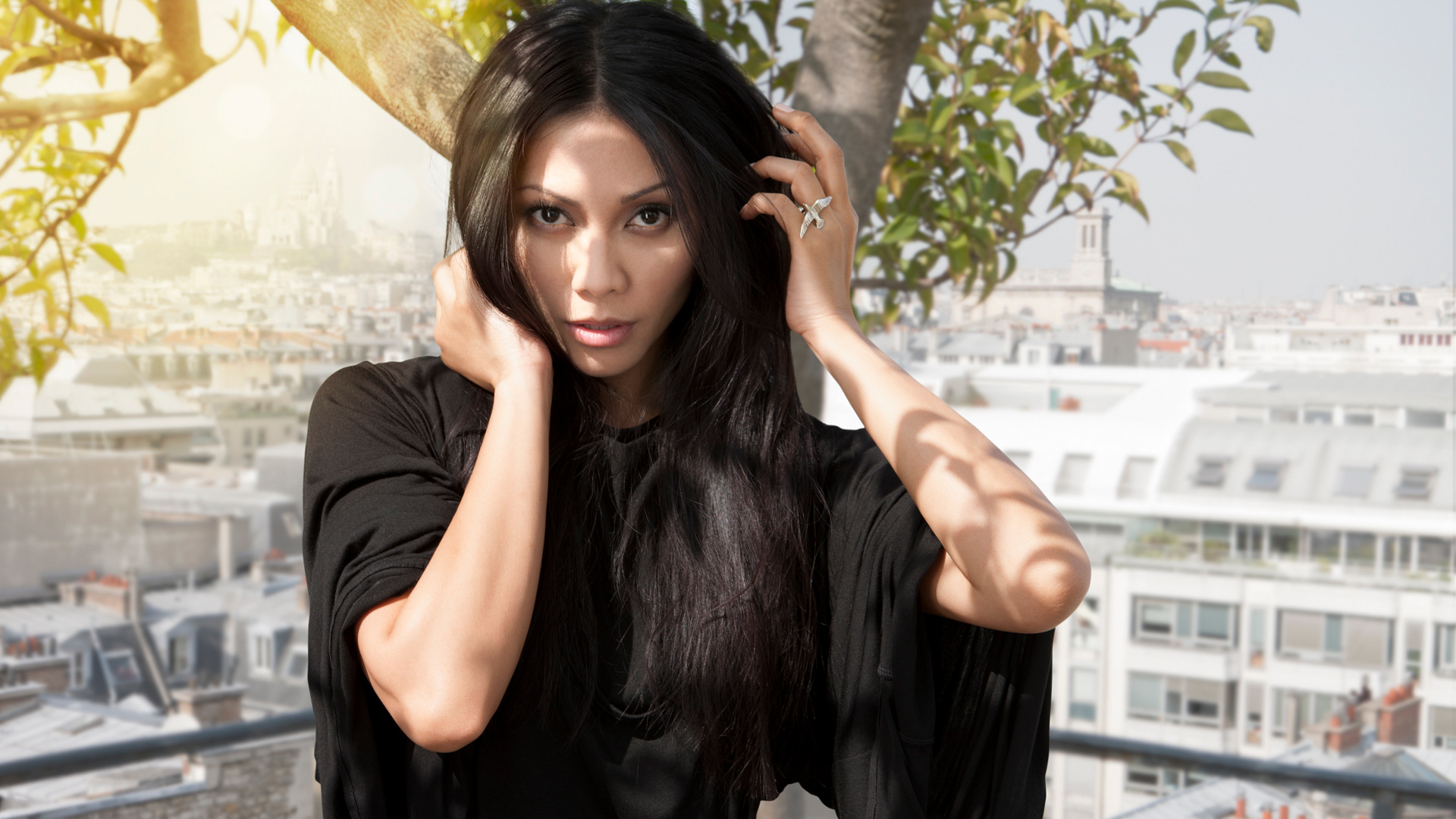 'What We Remember' Anggun Tembus 50 Besar Chart Dance Club Songs Billboard