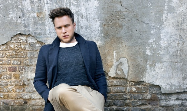 Premiere Single Baru Olly Murs, 'Kiss Me'