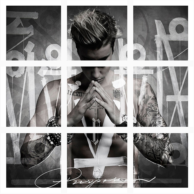 Album of the Month: Justin Bieber – Purpose [Deluxe Edition]