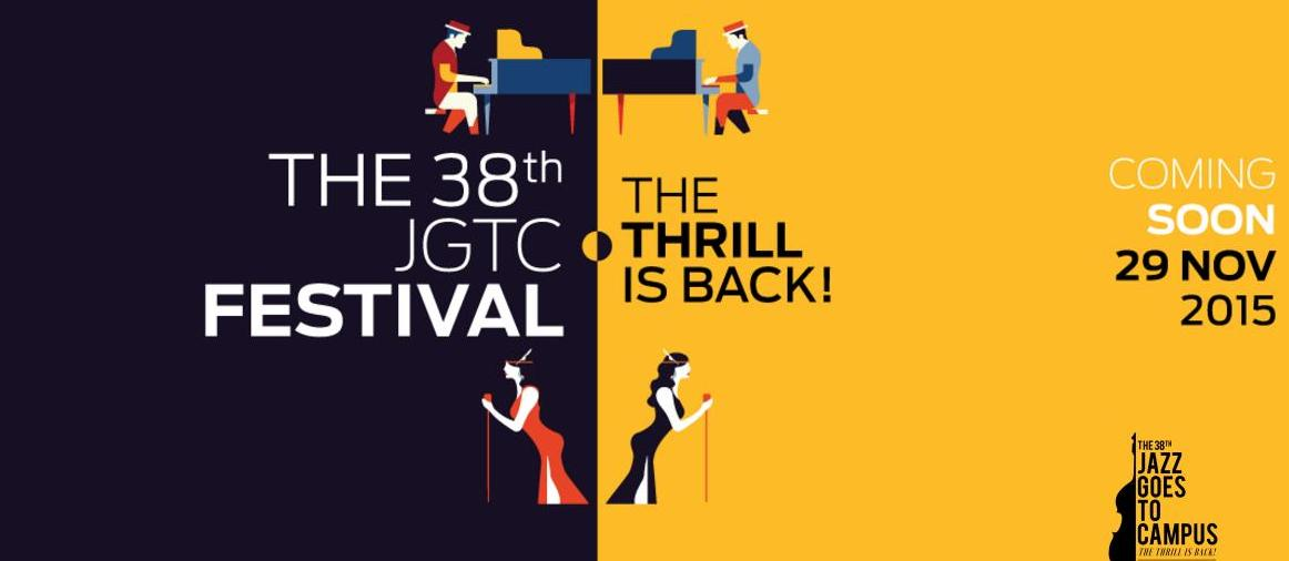 The 38th Jazz Goes to Campus: The Thrill is Back!