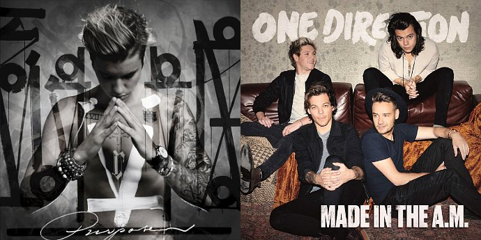"""Purpose"" Diprediksi Taklukkan ""Made In The A.M."" Di Billboard 200"