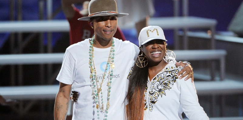 Missy Elliott Hadirkan Single Baru, 'WTF' Bersama Pharrell Williams