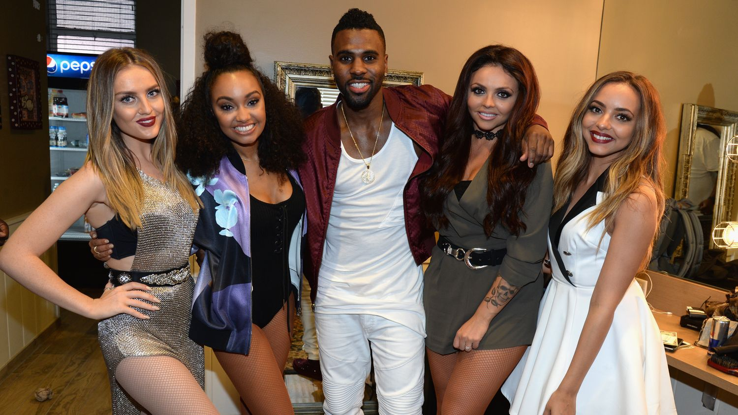 Little Mix Hadirkan Video Untuk Kolaborasi Bersama Jason Derulo, 'Secret Love Song'