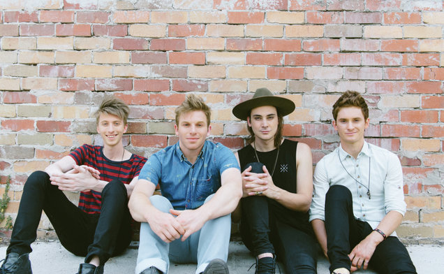 Band Pop Rock Australia, Masketta Fall, Hadirkan Video Untuk Single 'Love Me Like That'