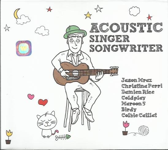 Album of the Day: Various Artists – Acoustic Singer Songwriter