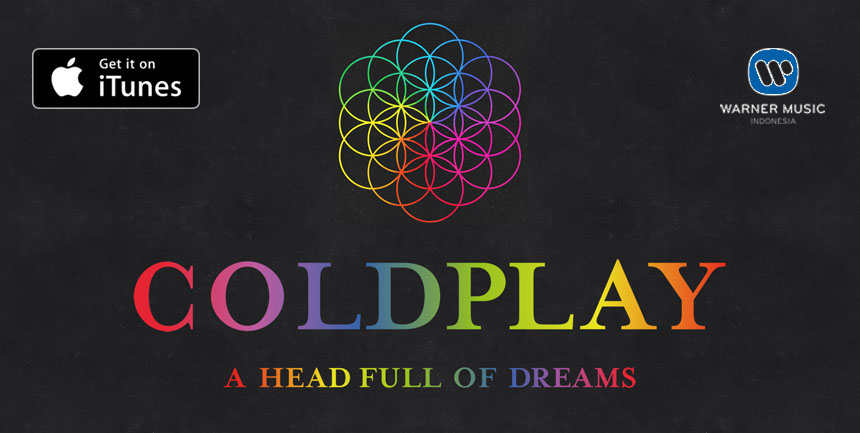 January Artist of the Month: Coldplay