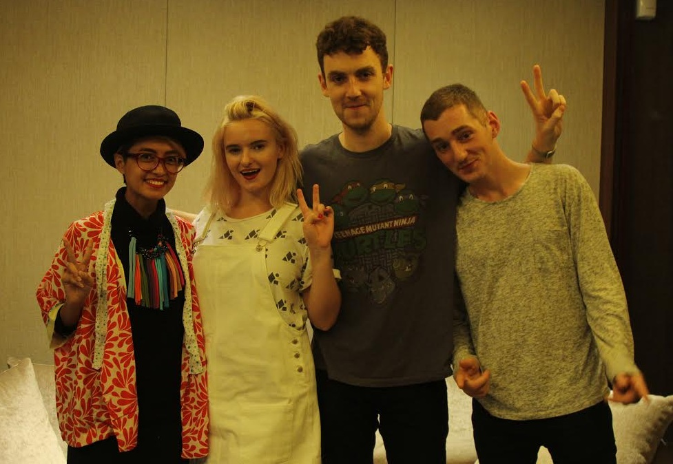 CreativeDisc Interview: A Night Talk with Clean Bandit