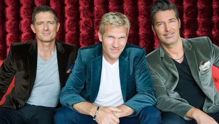 "Michael Learns To Rock Rilis Lagu Baru ""We Shared The Night"""
