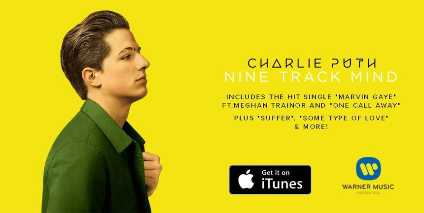 February Artist of the Month: Charlie Puth